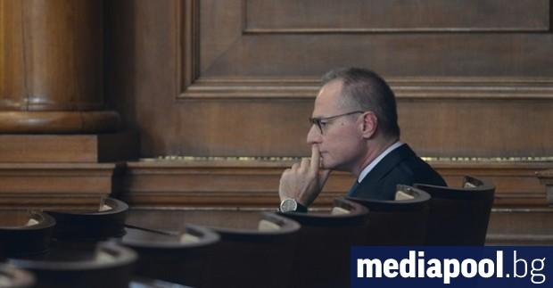 Председателят на Върховния касационен съд (ВКС) Лозан Панов е поканил