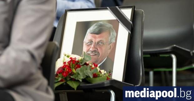 Заподозреният за убийството на германския политик Валтер Любке е признал,