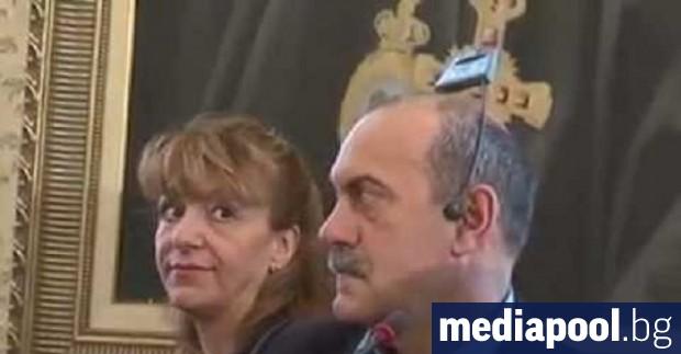 Председателят на Върховния касационен съд (ВКС) Лозан Панов отнесе нова