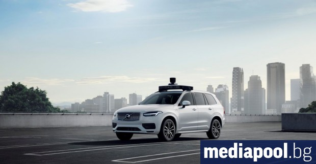 Автомобил, който може да се управлява автономно, без участието на