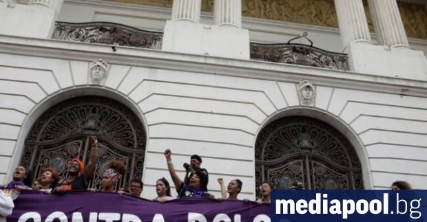 Обща стачка се проведе в Бразилия срещу пенсионната реформа в
