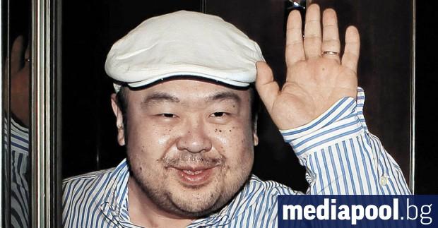 Полубратът на севернокорейския лидер Ким Чен-ун - Ким Йон-нам, който