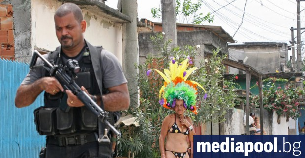 През 2017 г. в Бразилия са регистрирани рекордните 65 602