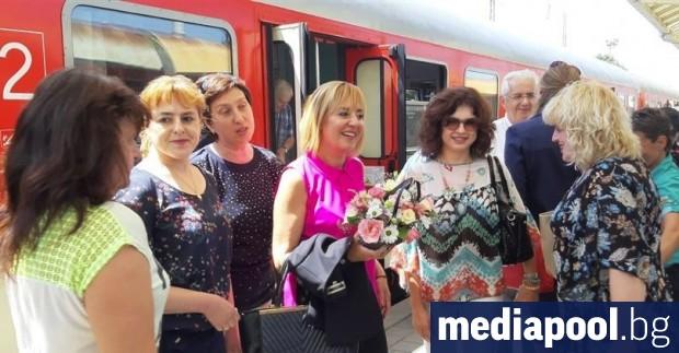 Медицински сестри, лаборанти и рехабилитатори от видинската болница започнаха в