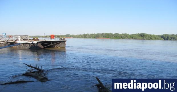 Нивото на река Дунав ще се покачва в българо-румънския участък