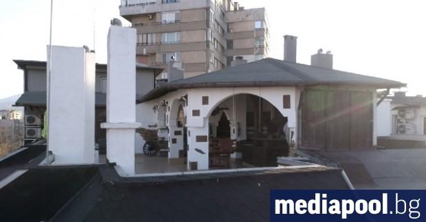 Общинският строителен контрол в София смята, че постройките на терасата