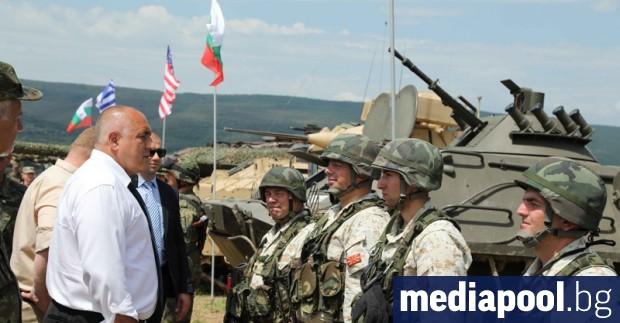 Премиерът Бойко Борисов има договорка с македонския си колега Зоран