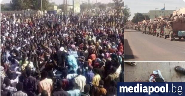 Броят на загиналите при протестите в Судан тази седмица надхвърли