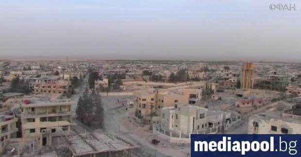 В сирийската провинция Идлиб влезе в сила споразумение за прекратяване
