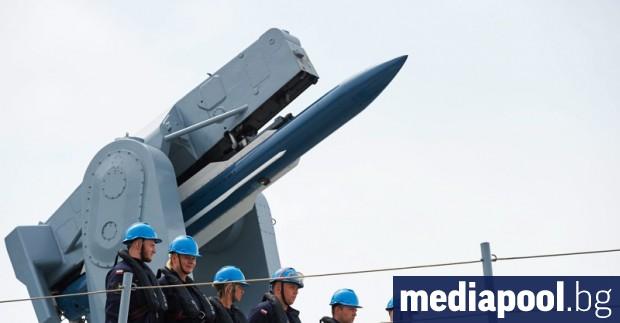 Разполагането от САЩ на наземно базирани ракетни системи край руските