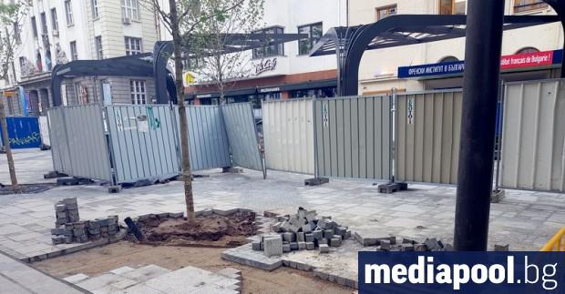 Софийският градски съд отхвърли колективния иск на търговци от ул.