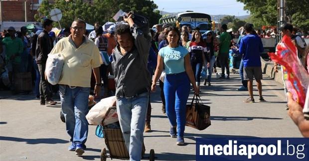Върховният комисариат на ООН за бежанците каза, че рекорден брой
