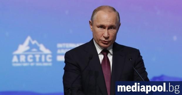 Руският президент Владимир Путин подписа указ за уволнението на генералите
