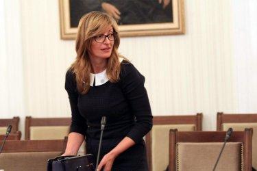 Захариева вика сръбския посланик заради коментари по адрес на Борисов