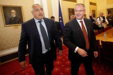 БСП се разграничи от думите на Станишев, че Борисов действа като държавник