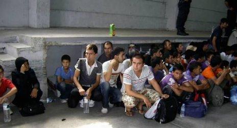 Заловени са 26 нелегални мигранти край Къркларели