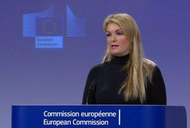 Българка ще е временно основен говорител на Европейската комисия