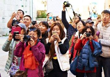Една пета от разходите за туризъм в света идват от Китай, Южна Корея, Япония и Тайван