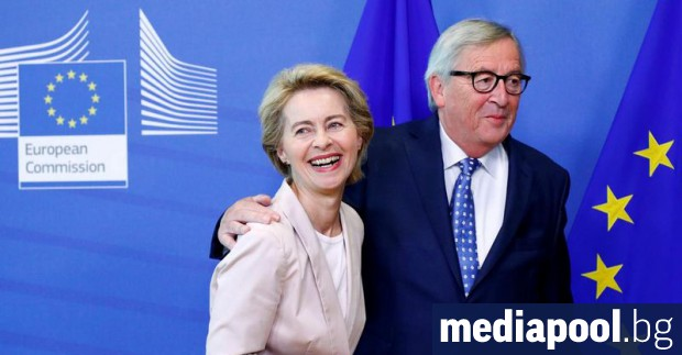 Новоизбраният председател на Европейската комисия Урсула фон дер Лайен иска