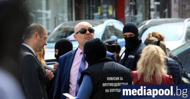 По документи заместник-главният прокурор Иван Гешев е бил на командировка