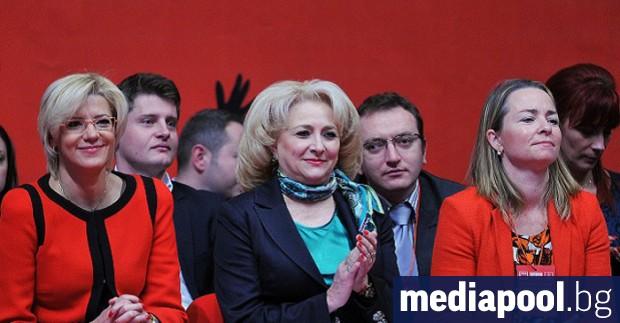 Румънската министър-председателка Виорика Дънчила каза, че ще уволни министърката на