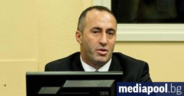 Премиерът на Косово Рамуш Харадинай подаде оставка заради призовката, която