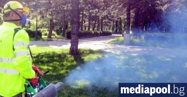 Правителството е отпуснало два милиона лева за пръскане срещу комари