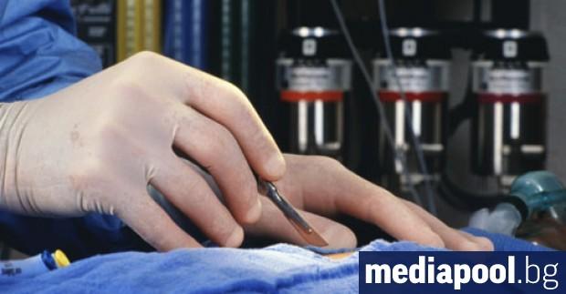 Лекари от болницата в Горна Оряховица са правили спешна операция