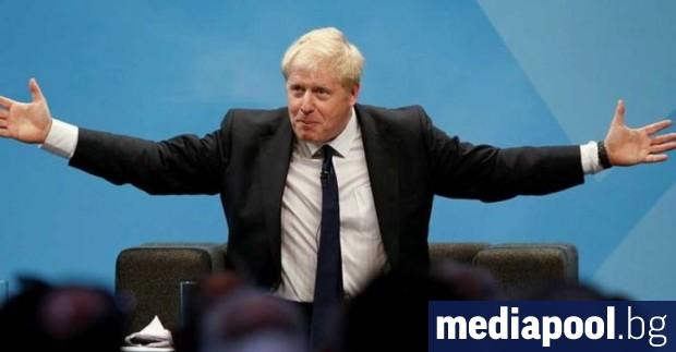 Снимка: Борис Джонсън: Безизходицата около Брекзит може да бъде преодоляна чрез търговско споразумение с ЕС