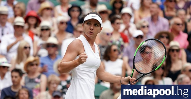 Румънката Симона Халеп спечели скоростно финала на тенис турнира