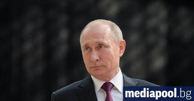 В първия си телефонен разговор руският президент Владимир Путин и
