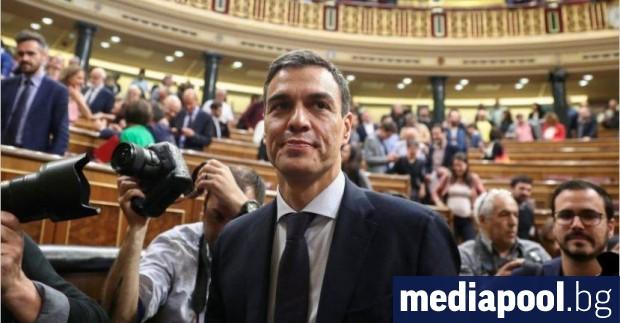 Испанският премиер Педро Санчес обвини крайнолявата партия