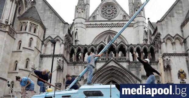 Екоактивисти искат да блокират пет британски града в понеделник в