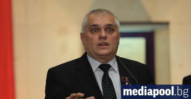 Снимка: Валентин Радев оглави етичната комисия на ГЕРБ