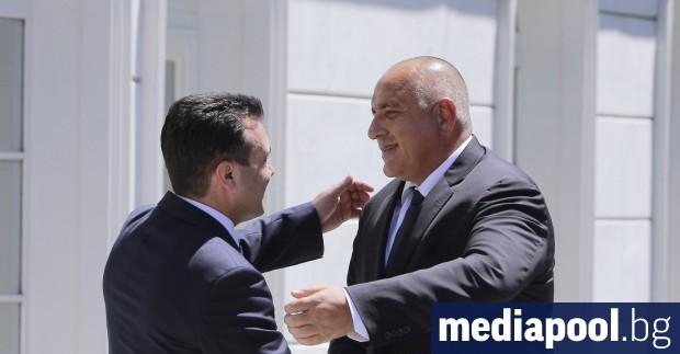 Премиерът на Северна Македония Зоран Заев обяви, че страната ще
