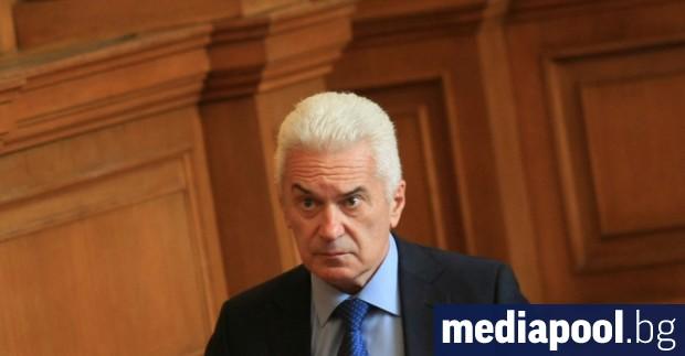 Волен Сидеров вече не е председател на парламентарната група на