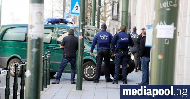 Снимка: В Брюксел е намерена чанта със самоделни взривни устройства
