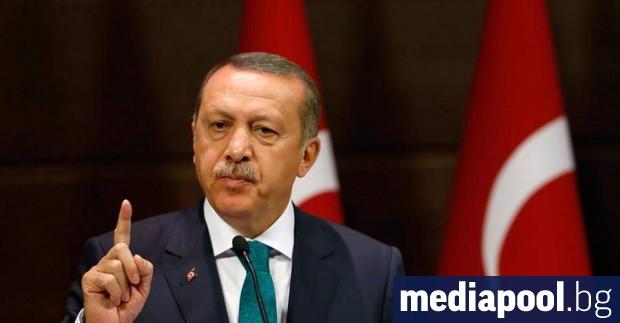 Турският президент Реджеп Тайип Ердоган заяви, че руските зенитно-ракетни системи