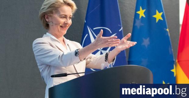 Европейският парламент решава във вторник дали Урсула фон дер Лайен