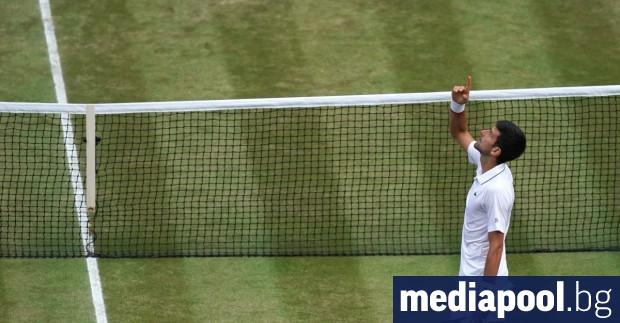 Новак Джокович защити титлата си на тенис турнира от Големия