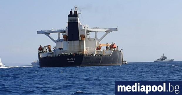 Гибралтар заяви, че действията му за задържане на иранския танкер
