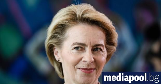 Ако германският министър на отбраната Урсула фон дер Лаайен бъде