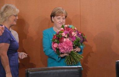 Ангела Меркел се чувства във форма да изкара до край канцлерския си мандат