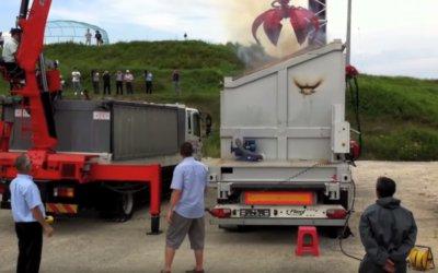Image result for trailer truck