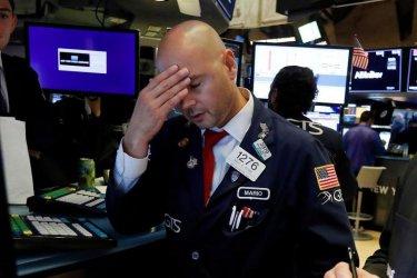Срив на борсовите индекси в САЩ сочи страхове от рецесия сред инвеститорите