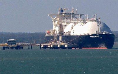 Русия се похвали, че е втора по внос на втечнен газ в Европа