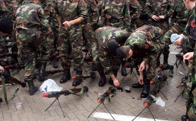 Убит албански политик в Амстердам разполагал със собствена армия