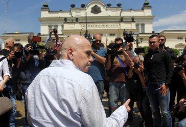 Партията на Слави Трифонов иска пряк избор на главния прокурор