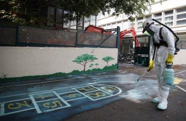 Нова операция за почистване от олово на кварталите край