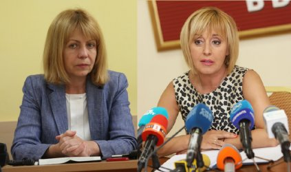 КНСБ подкрепи Фандъкова в аванс, Манолова отива на протест за градинките